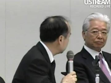 座長の直嶋正行氏