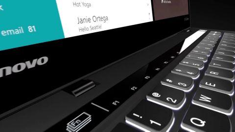 ThinkPad X1 Carbon 2014 マルチファンクションキー