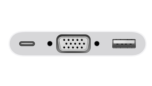 Apple Multi port アダプタ